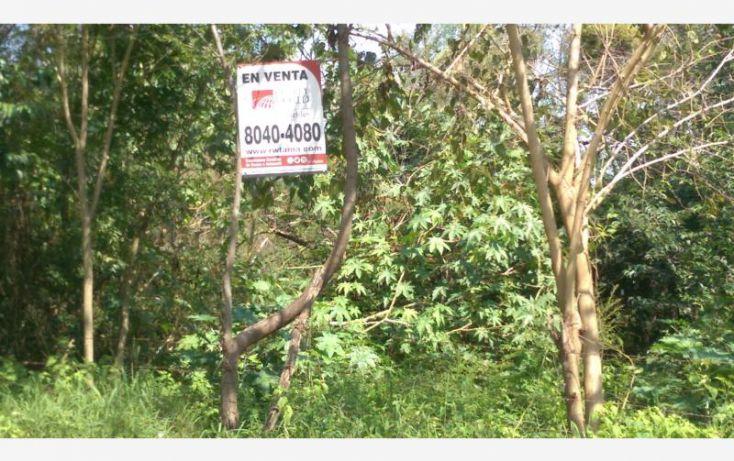 Foto de terreno industrial en venta en 04tv2001 04tv2001, la ciénega, santiago, nuevo león, 1424917 no 01