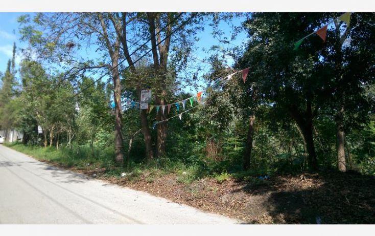 Foto de terreno industrial en venta en 04tv2001 04tv2001, la ciénega, santiago, nuevo león, 1424917 no 02