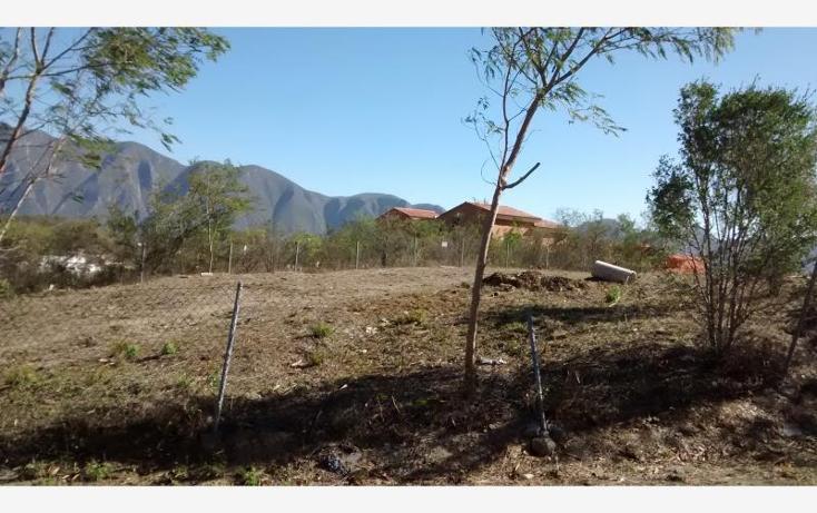 Foto de terreno habitacional en venta en  04-tv-2080, hacienda los encinos, monterrey, nuevo león, 1613754 No. 02