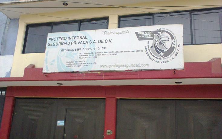 Foto de oficina en venta en 1° cerrada júarez , san andrés atenco ampliación, tlalnepantla de baz, méxico, 1850934 No. 02