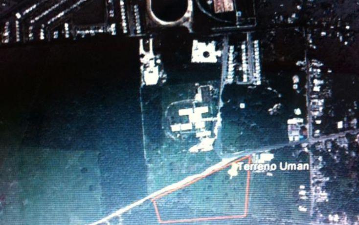 Foto de terreno comercial en venta en 1 1, accim, umán, yucatán, 1937306 no 01