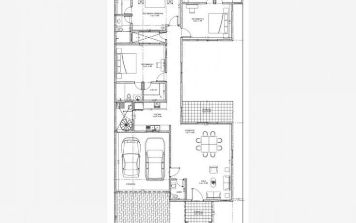 Foto de casa en venta en 1 1, algarrobos desarrollo residencial, mérida, yucatán, 1766712 no 02