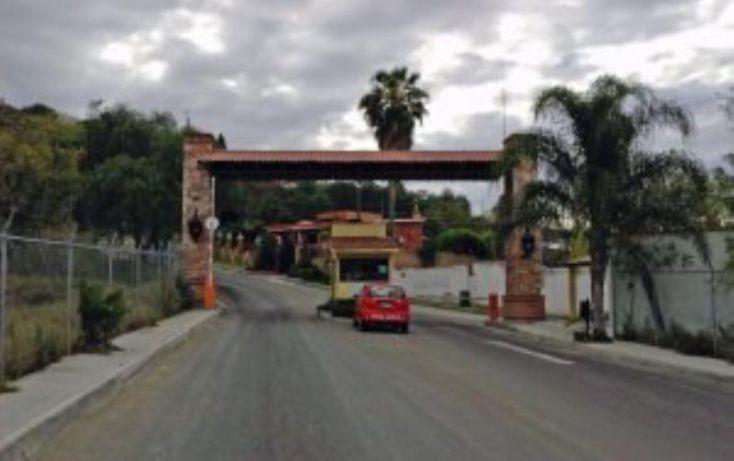 Foto de terreno habitacional en venta en 1 1, centenario, tequisquiapan, querétaro, 1783560 no 01