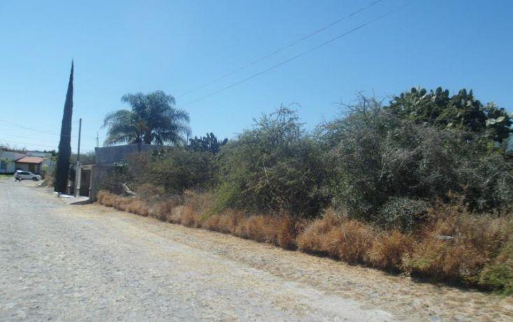 Foto de terreno habitacional en venta en 1 1, centenario, tequisquiapan, querétaro, 1783560 no 03