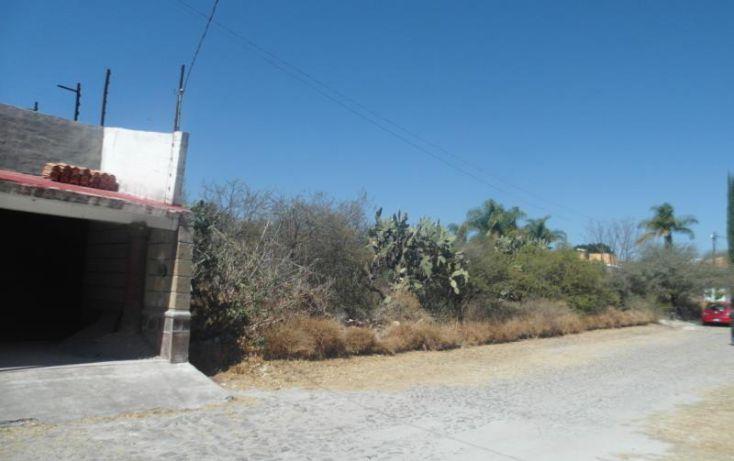 Foto de terreno habitacional en venta en 1 1, centenario, tequisquiapan, querétaro, 1783560 no 05