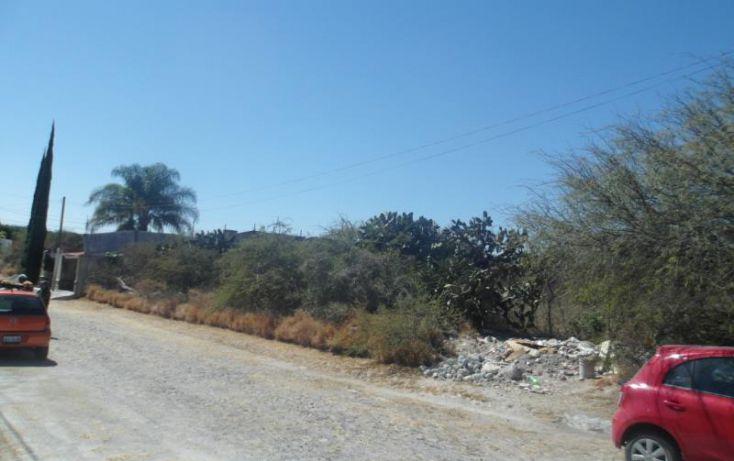 Foto de terreno habitacional en venta en 1 1, centenario, tequisquiapan, querétaro, 1783560 no 06