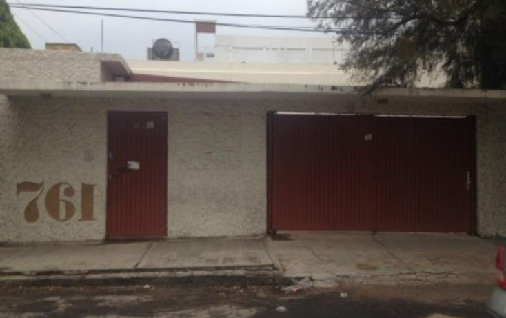 Foto de casa en venta en 1 1, chapultepec sur, morelia, michoacán de ocampo, 543122 no 01