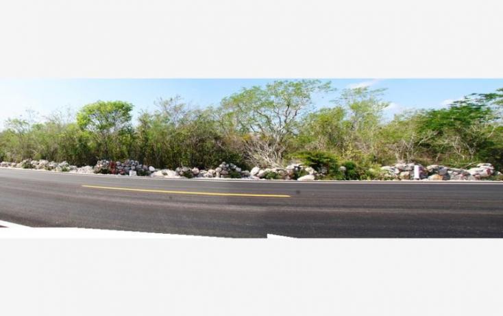 Foto de terreno habitacional en venta en 1 1, cheuman, mérida, yucatán, 815165 no 02