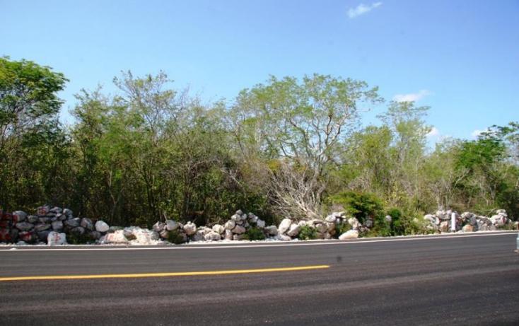 Foto de terreno habitacional en venta en 1 1, cheuman, mérida, yucatán, 815165 no 03