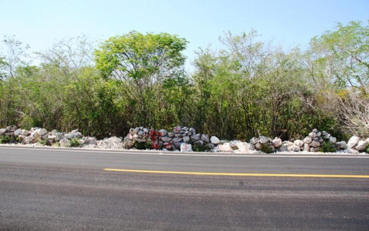 Foto de terreno habitacional en venta en 1 1, cheuman, mérida, yucatán, 815165 no 04
