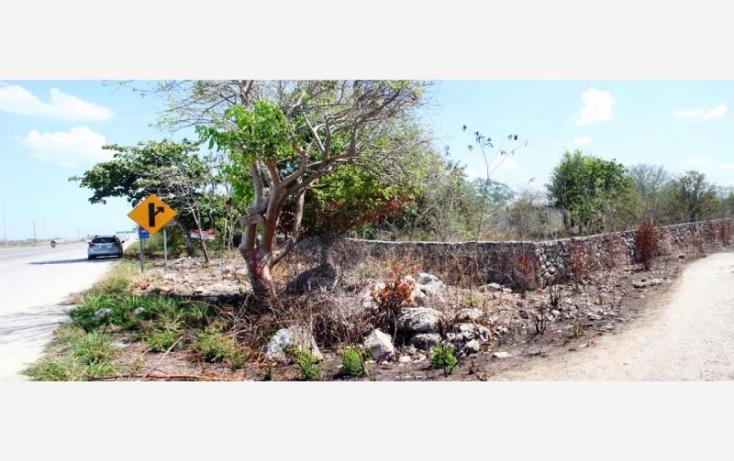 Foto de terreno habitacional en venta en 1 1, cheuman, mérida, yucatán, 840293 no 01