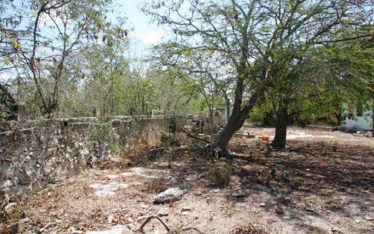 Foto de terreno habitacional en venta en 1 1, cheuman, mérida, yucatán, 840293 no 03