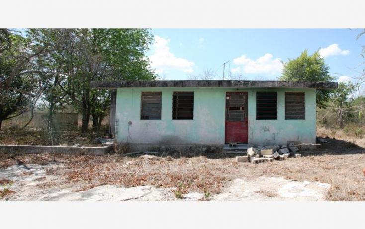 Foto de terreno habitacional en venta en 1 1, cheuman, mérida, yucatán, 840293 no 07