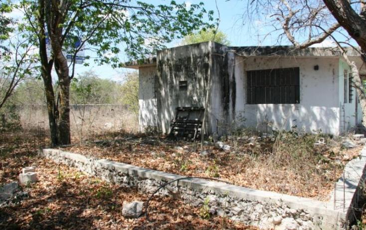 Foto de terreno habitacional en venta en 1 1, cheuman, mérida, yucatán, 840293 no 08