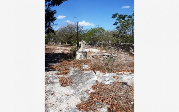 Foto de terreno habitacional en venta en 1 1, cheuman, mérida, yucatán, 840293 no 11