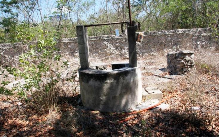Foto de terreno habitacional en venta en 1 1, cheuman, mérida, yucatán, 840293 no 13