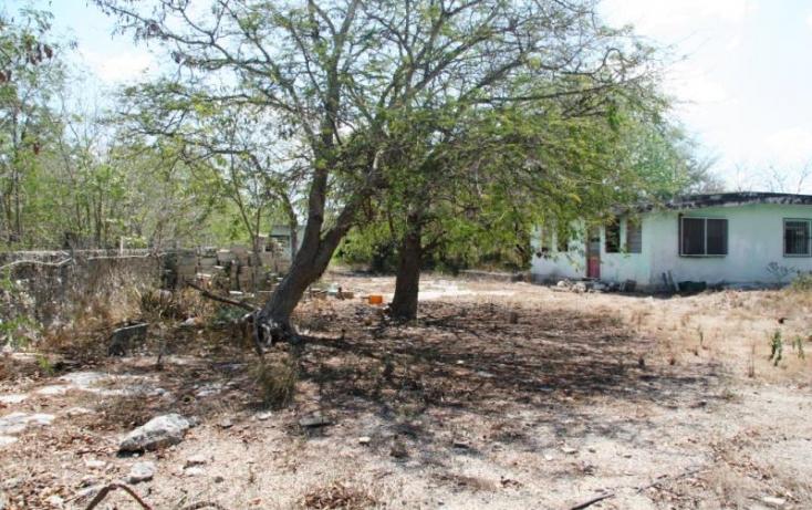 Foto de terreno habitacional en venta en 1 1, cheuman, mérida, yucatán, 840293 no 14