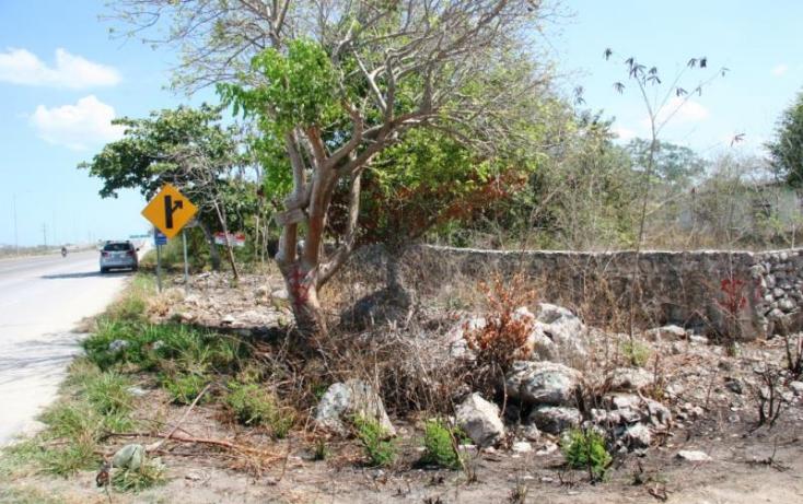 Foto de terreno habitacional en venta en 1 1, cheuman, mérida, yucatán, 840293 no 15
