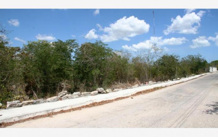 Foto de terreno habitacional en venta en 1 1, cheuman, mérida, yucatán, 846027 no 01