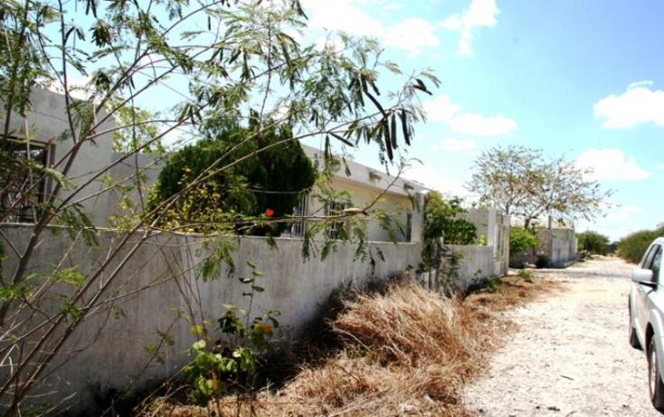 Foto de terreno habitacional en venta en 1 1, cheuman, mérida, yucatán, 846033 no 03