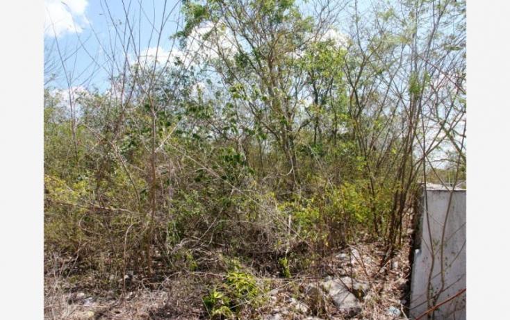 Foto de terreno habitacional en venta en 1 1, cheuman, mérida, yucatán, 846033 no 04