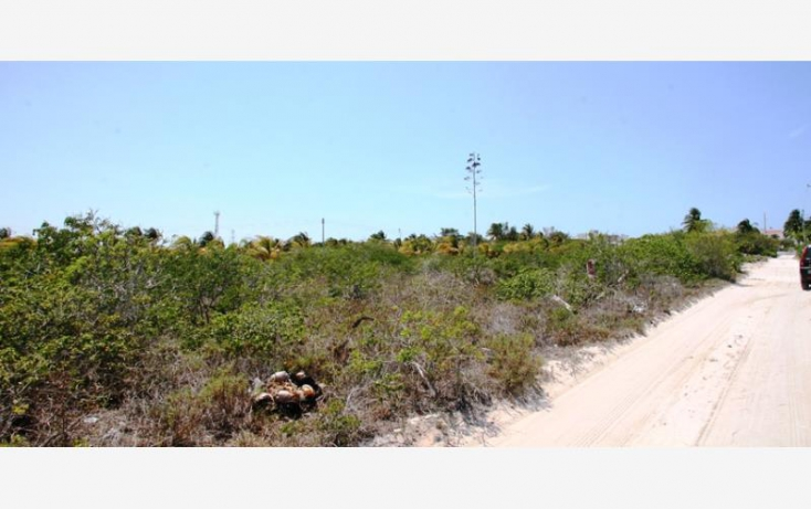 Foto de terreno habitacional en venta en 1 1, complejo turistico nuevo yucatán, telchac puerto, yucatán, 816733 no 01