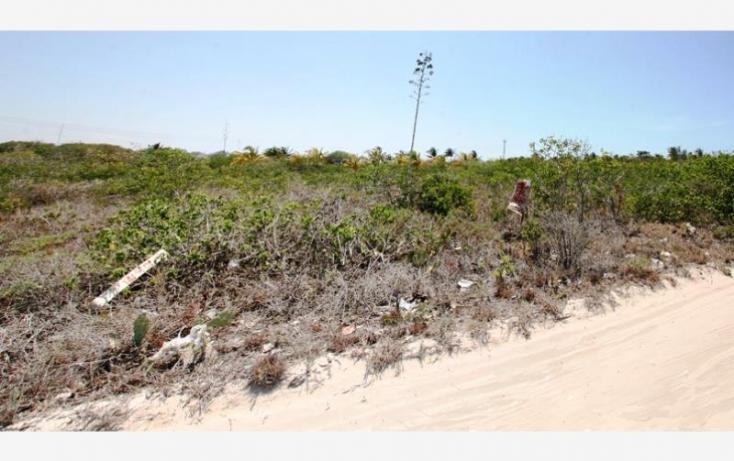 Foto de terreno habitacional en venta en 1 1, complejo turistico nuevo yucatán, telchac puerto, yucatán, 816733 no 03