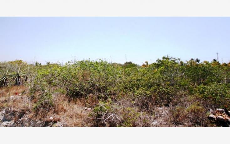 Foto de terreno habitacional en venta en 1 1, complejo turistico nuevo yucatán, telchac puerto, yucatán, 816733 no 04