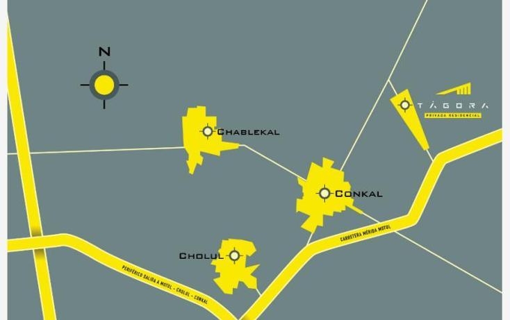 Foto de terreno habitacional en venta en 1 1, conkal, conkal, yucatán, 1980508 No. 08