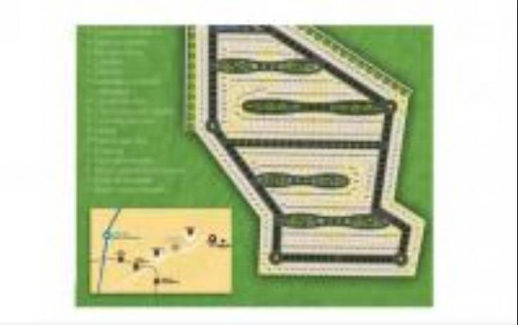 Foto de terreno habitacional en venta en 1 1, conkal, conkal, yucatán, 527988 no 03