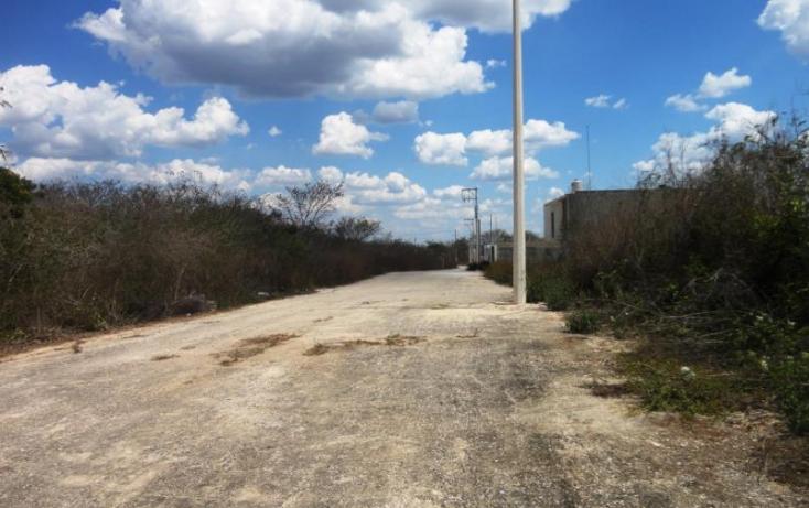 Foto de terreno habitacional en venta en 1 1, conkal, conkal, yucatán, 893989 no 01