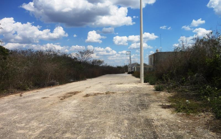 Foto de terreno habitacional en venta en  1, conkal, conkal, yucatán, 893989 No. 01