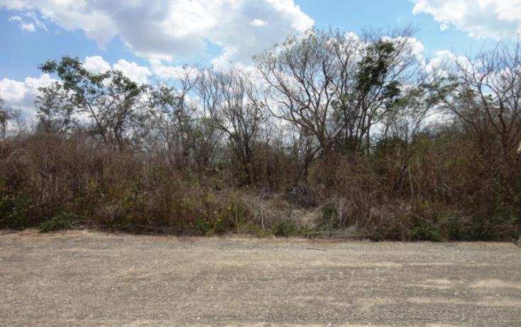 Foto de terreno habitacional en venta en 1 1, conkal, conkal, yucatán, 893989 no 03