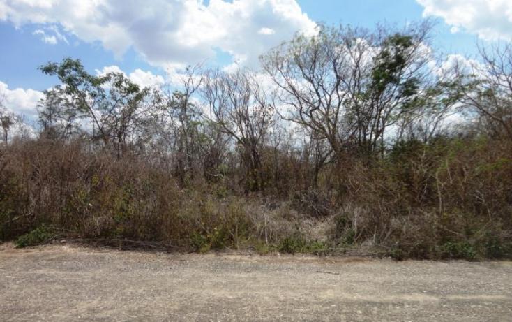 Foto de terreno habitacional en venta en 1 1, conkal, conkal, yucatán, 893989 no 04