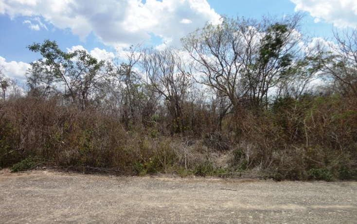 Foto de terreno habitacional en venta en 1 1, conkal, conkal, yucatán, 893989 No. 04