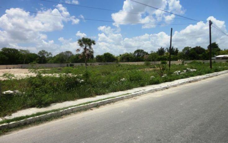 Foto de terreno comercial en venta en 1 1, conkal, conkal, yucatán, 991109 no 01