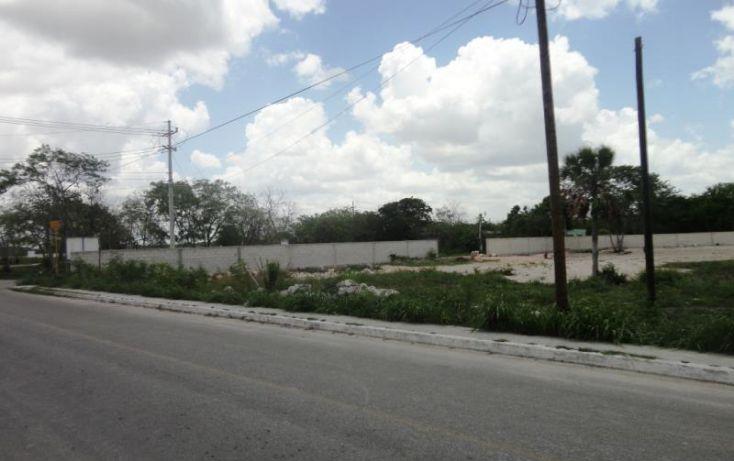 Foto de terreno comercial en venta en 1 1, conkal, conkal, yucatán, 991109 no 02