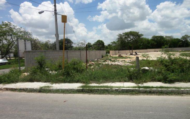 Foto de terreno comercial en venta en 1 1, conkal, conkal, yucatán, 991109 no 03
