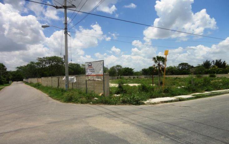 Foto de terreno comercial en venta en 1 1, conkal, conkal, yucatán, 991109 no 04