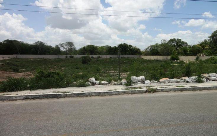 Foto de terreno comercial en venta en 1 1, conkal, conkal, yucatán, 991109 no 06