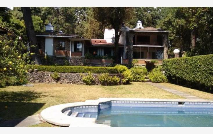 Foto de casa en venta en 1 1, del bosque, cuernavaca, morelos, 827997 No. 01