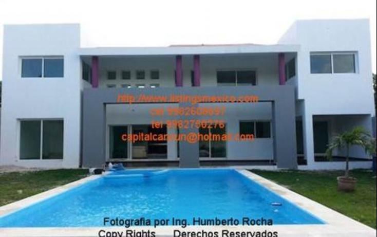 Foto de casa en venta en 1 1, doctores ii, benito juárez, quintana roo, 480710 no 02