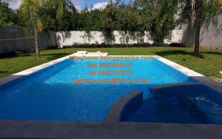 Foto de casa en venta en 1 1, doctores ii, benito ju?rez, quintana roo, 480710 No. 02