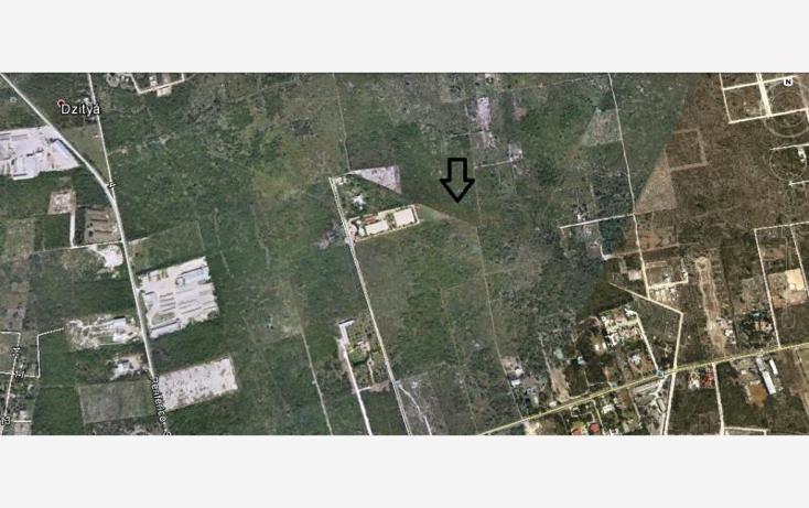 Foto de terreno habitacional en venta en 1 1, dzitya, m?rida, yucat?n, 1710286 No. 01