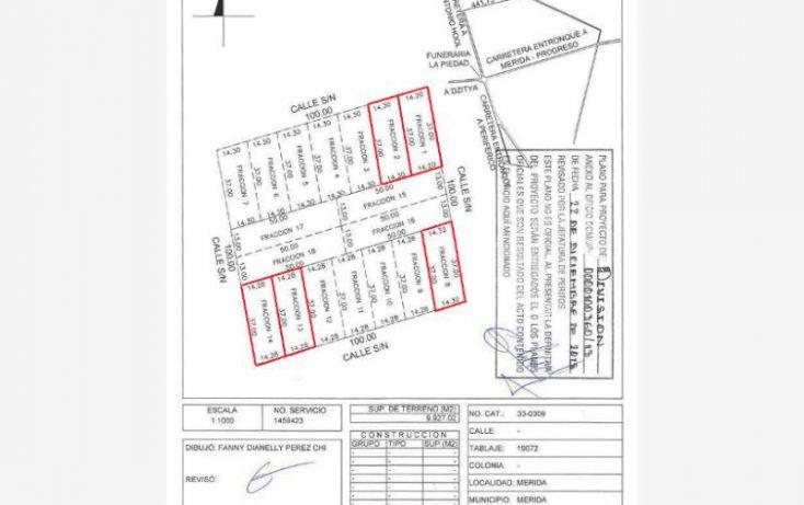 Foto de casa en venta en 1 1, dzitya, mérida, yucatán, 1752836 no 07