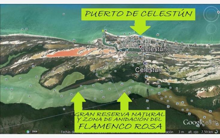 Foto de terreno comercial en venta en 1 1, el palmar, celestún, yucatán, 1936352 No. 02