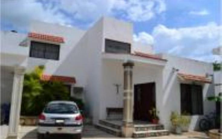 Foto de casa en venta en 1 1, gonzalo guerrero, mérida, yucatán, 517708 no 01