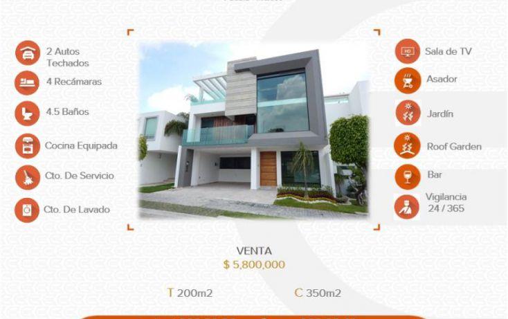 Foto de casa en venta en 1 1, huixcolotera, puebla, puebla, 1224873 no 01
