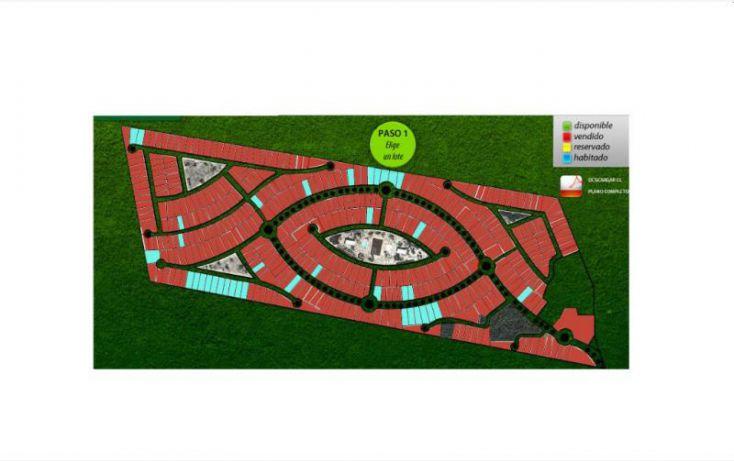 Foto de terreno habitacional en venta en 1 1, komchen, mérida, yucatán, 2038186 no 02