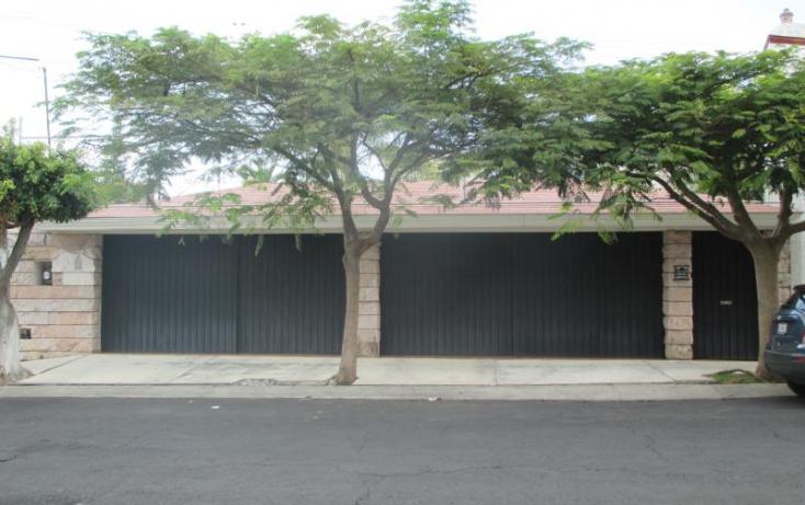Foto de casa en venta en 1 1, las américas, morelia, michoacán de ocampo, 577435 no 01